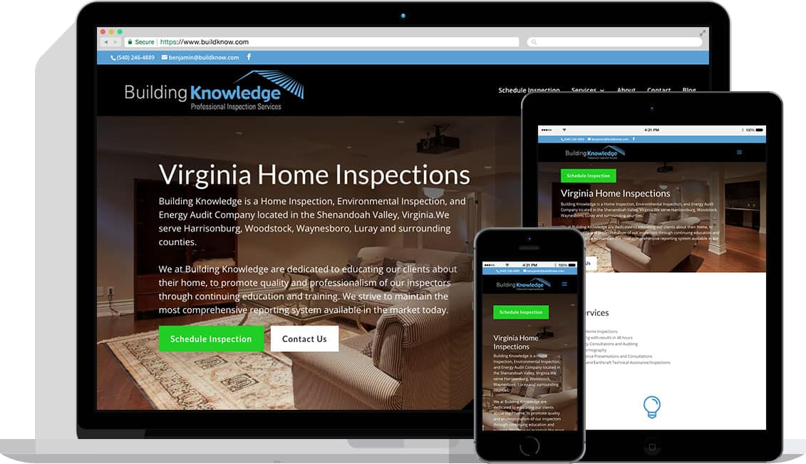 Building Knowledge Website